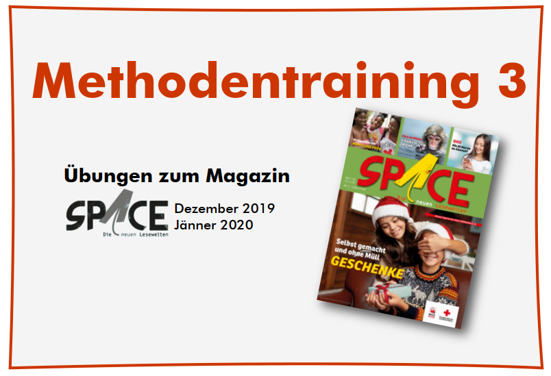 Methodentraining mit Space