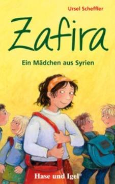 Ursel Scheffel Zafira Ein Mädchen Aus Syrien Lesen In Tirol