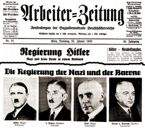 Hitlers Regierung