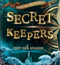 trenton lee stewart, secret keepers